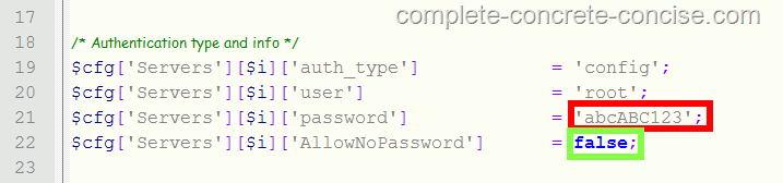 Phpmyadmin+login+without+a+password+is+forbidden+by+configuration+see+allownopassword