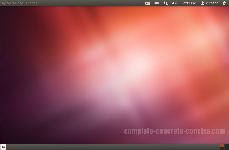 Ubuntu 12 04 - How to Install the GNOME Desktop - Complete, Concrete