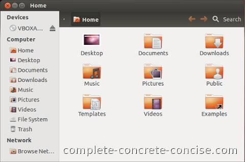Ubuntu 12 04 - How to Display / Show Hidden Files or Folders