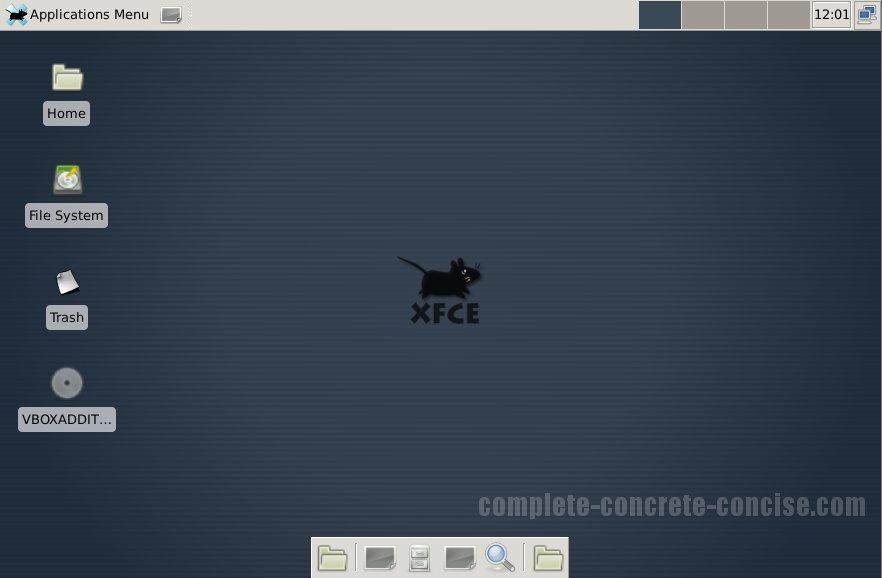 Ubuntu 12 04 - How to Install the Xfce Desktop - Complete
