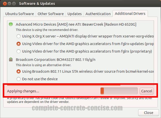 How To Install Ati Video Driver In Ubuntu